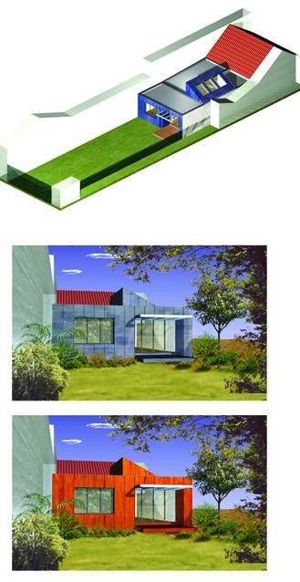 Une extension d une extension pour une petite maison - Office notarial saint philbert de grand lieu ...